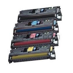 HP C9700A-1-2-3 PACK 4