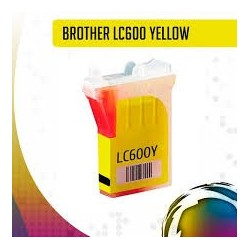 BROTHER LC-600 XL AMARILLO