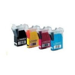 PACK 4 COLORES LC-800