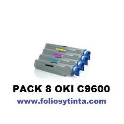 C9600 C9650 C9800 PACK 8