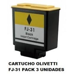 OLIVETTI FJ31 PACK 3