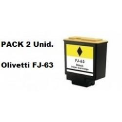 OLIVETTI FJ63 PACK 2
