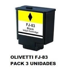 OLIVETTI FJ83 PACK 3