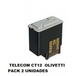 TELECOM CT12  PACK 2