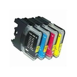 PACK 4 COLORES LC-985