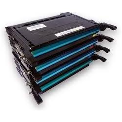 SAMSUNG CLP600/650 PACK 4