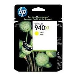 HP 940XL AMARILLO ORIGINAL