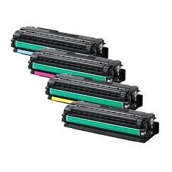 SAMSUNG CLP680/CLX6260 PACK 4