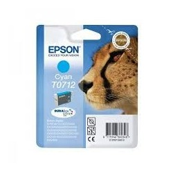 EPSON T0712 CYAN ORIGINAL