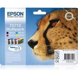 EPSON T0711-2-3-4 PACK ORIGINAL