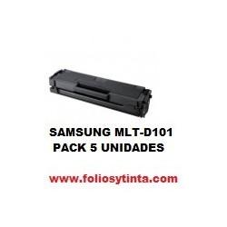 SAMSUNG MLT-D101 PACK 5