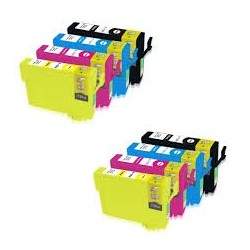T1281-2-3-4 PACK 8 COLORES