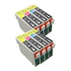 EPSON T1291-2-3-4 PACK 8