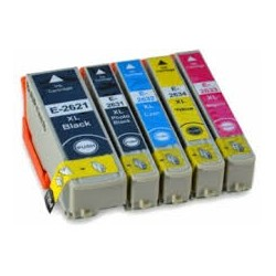 T2621-2631-2-3-4 PACK 5