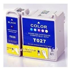 EPSON T026/EPSON T027 PACK