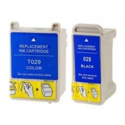 EPSON T028/EPSON T029 PACK