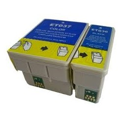 EPSON T036/EPSON T037 PACK