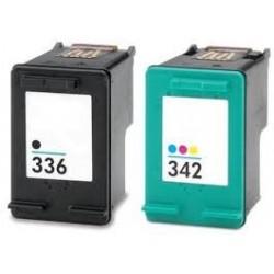 HP 342 XL-HP 336 XL PACK