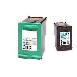 HP 338-HP 343 PACK