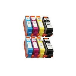 HP 364 XL PACK 8 COLORES