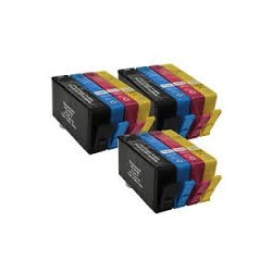 HP 364 XL PACK 12 COLORES