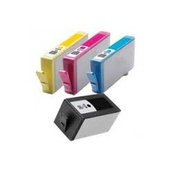 HP 920 XL PACK 4 COLORES