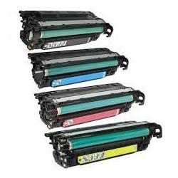 HP CE260X-1-2-3- PACK 4