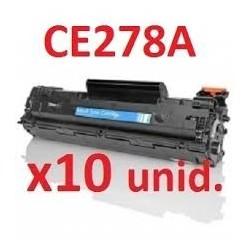 HP CE278A PACK 10