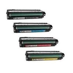 HP CE270A-1-2-3 PACK 4