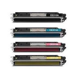 HP CE310/1/2/3A  PACK 4