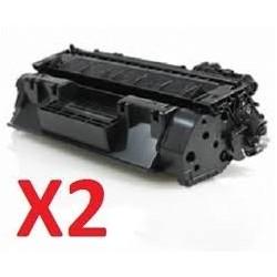 HP CE505A PACK 2