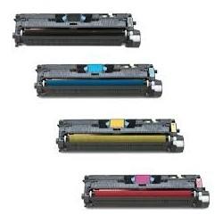 HP Q3960A-1-2-3 PACK 4