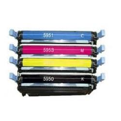HP Q5950A-1-2-3 PACK 4