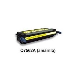HP Q7562A AMARILLO