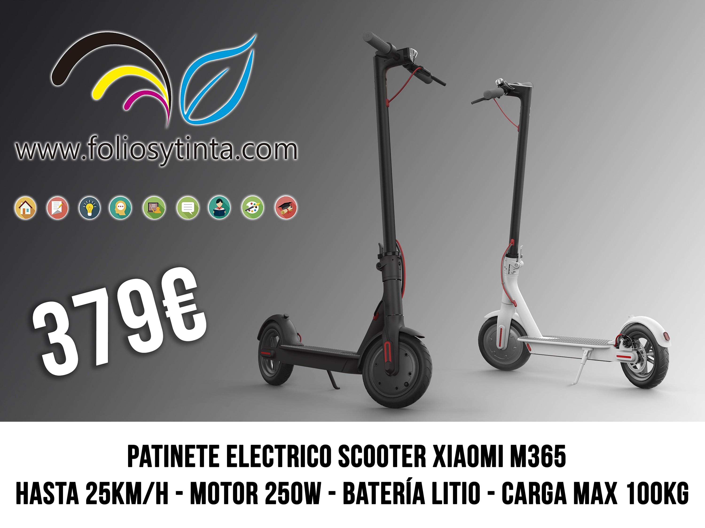PATINETE ELECTRICO BARATO
